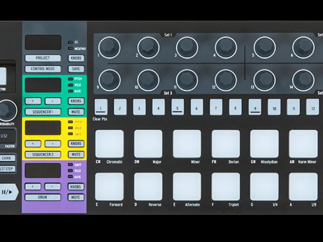 BeatStep Pro-Black Edition