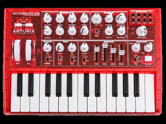 MicroBrute RED