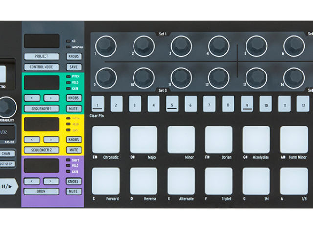 BeatStep Pro-Black Edition