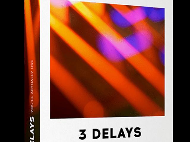3 Delays登場