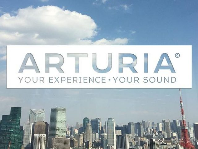 Arturia公式ユーザーグループイベント東京 Volume. 2