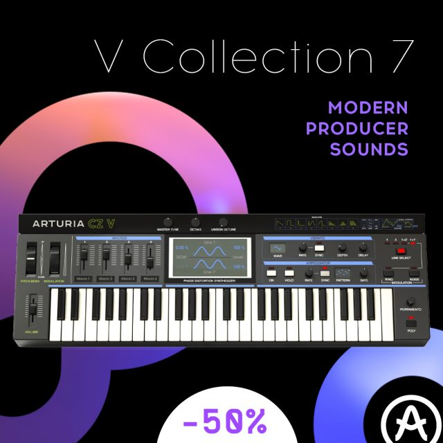 V Collection 7 期間限定セールのお知らせ
