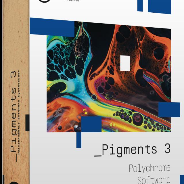 Pigments最新バージョン発売のご案内