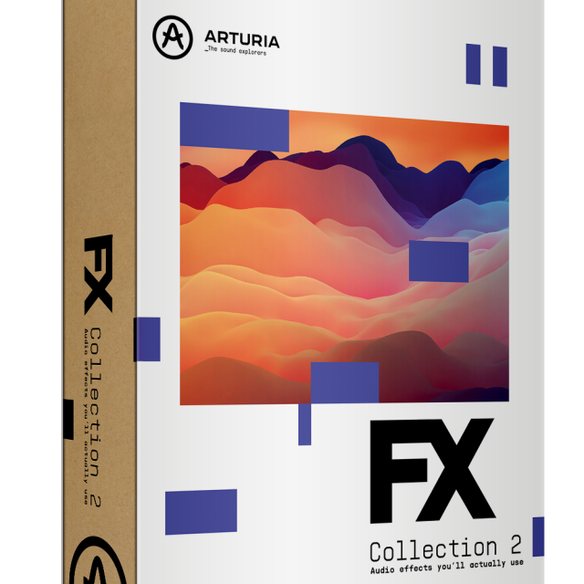 FX Collection 2発売のご案内