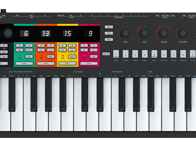 KeyStep Pro Black Edition