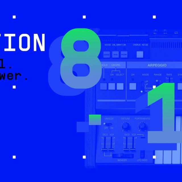 V Collection 8アップデートver8.1公開