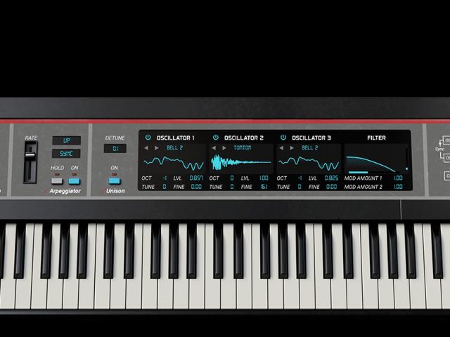 SQ80 Vリリース